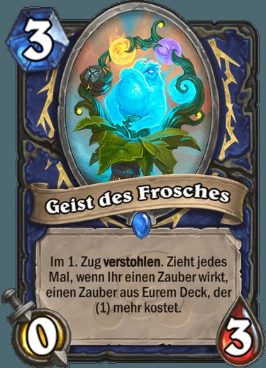 Hearthstone Geisterfrosch