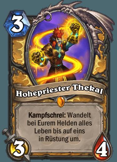 Hearthstone Hohepriester Thekal