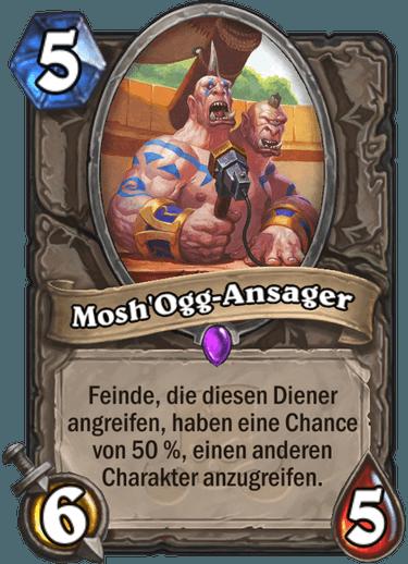 Hearthstone Moshoggansager