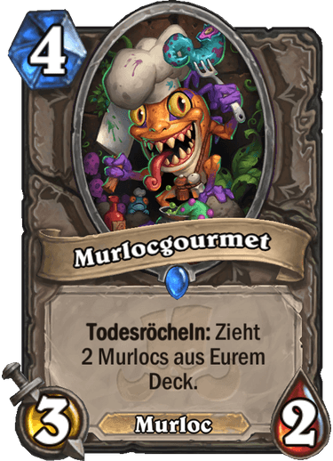 Hearthstone Murlocgourmet