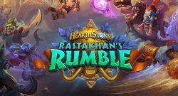 Hearthstone Rastakhans Rambazamba title alle karten