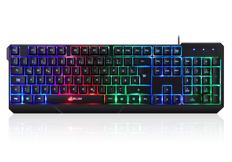 KLIM Chroma Gaming Tastatur
