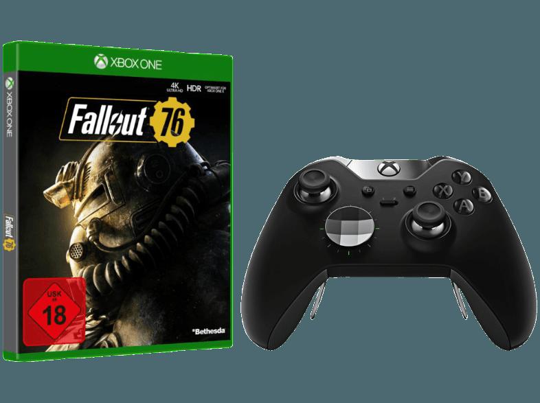 MICROSOFT-Xbox-One-Elite-Wireless—Fallout-76—Controller–Schwarz