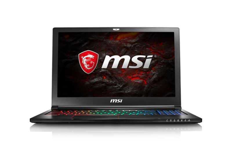 MSI GS63 7RD-225 Stealth Gaming Notebook Cyberport
