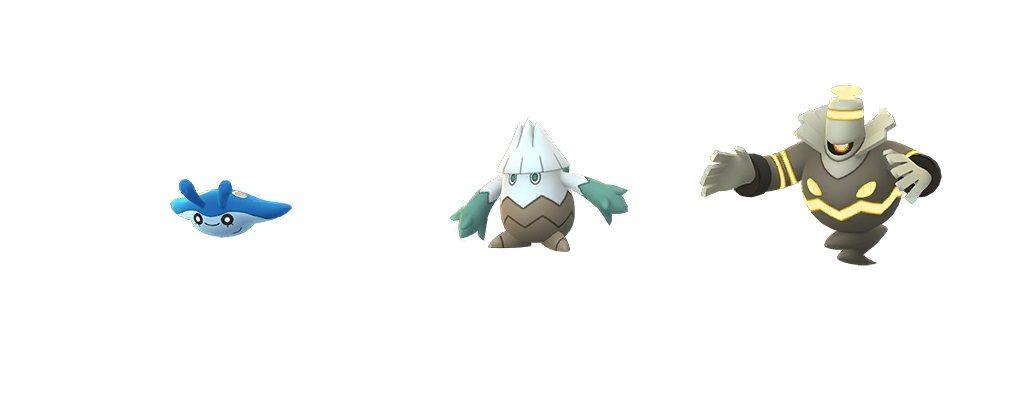 Neue Gen 4 Pokémon 2