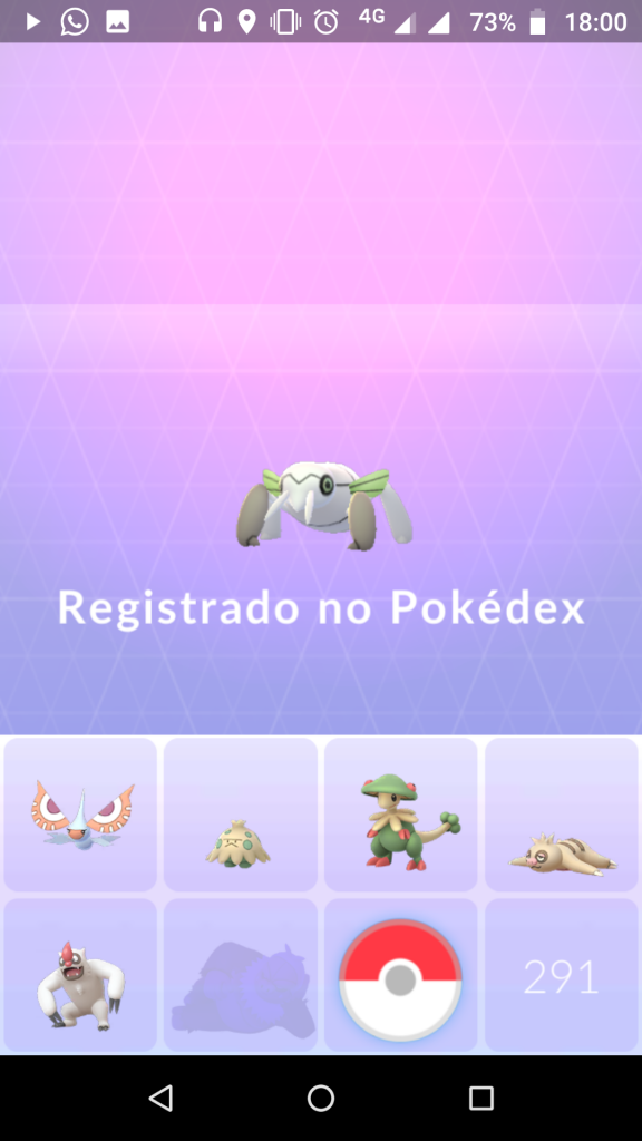 Nincada Pokemon GO