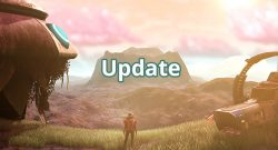 No Man's Sky Update Titel