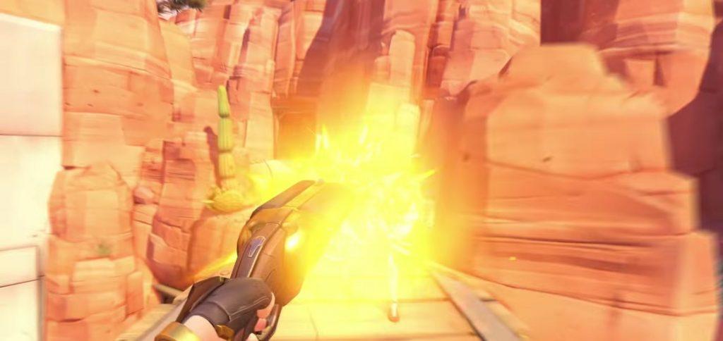 Overwatch Ashe Fähigkeiten Doppelflinte