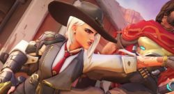 Overwatch Ashe Slap title