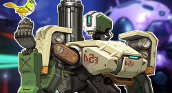 Overwatch Bastion title