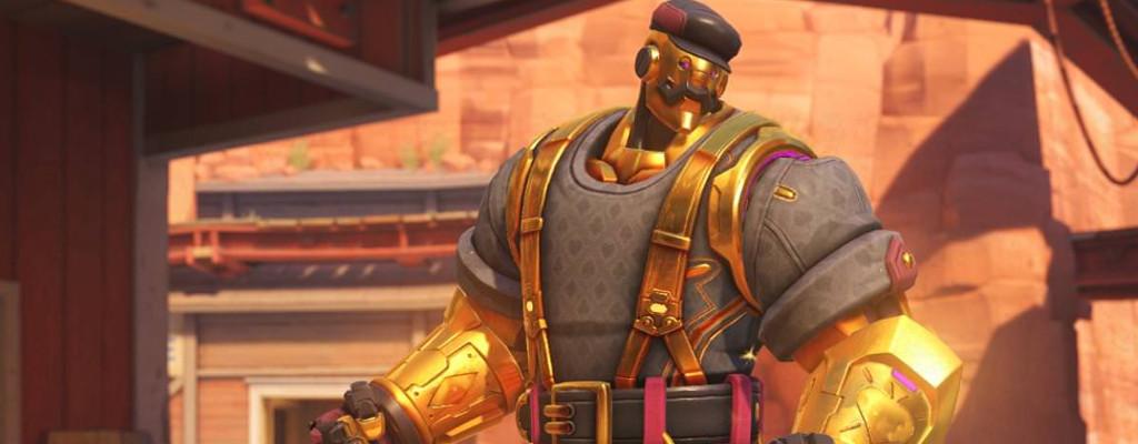 Im nächsten Overwatch-Patch wird auch euer B.O.B. zu Gold