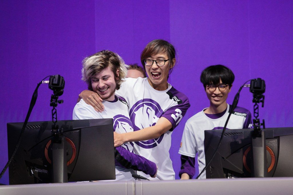 Overwatch League LA Gladiators Surefour Bischu Fissure