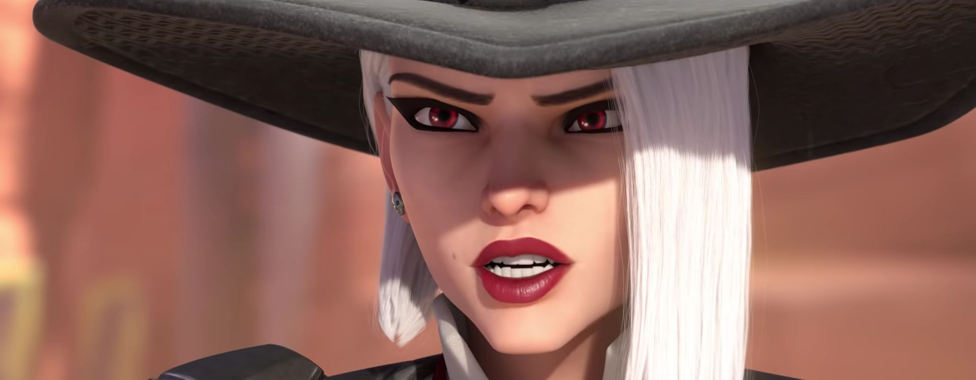 Overwatch Reunion Ashe Clsoeup Titel