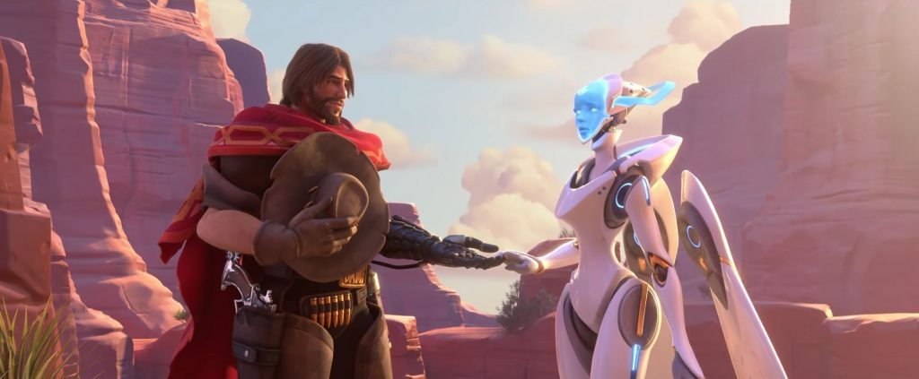Overwatch Reunion neue Heldin Echo