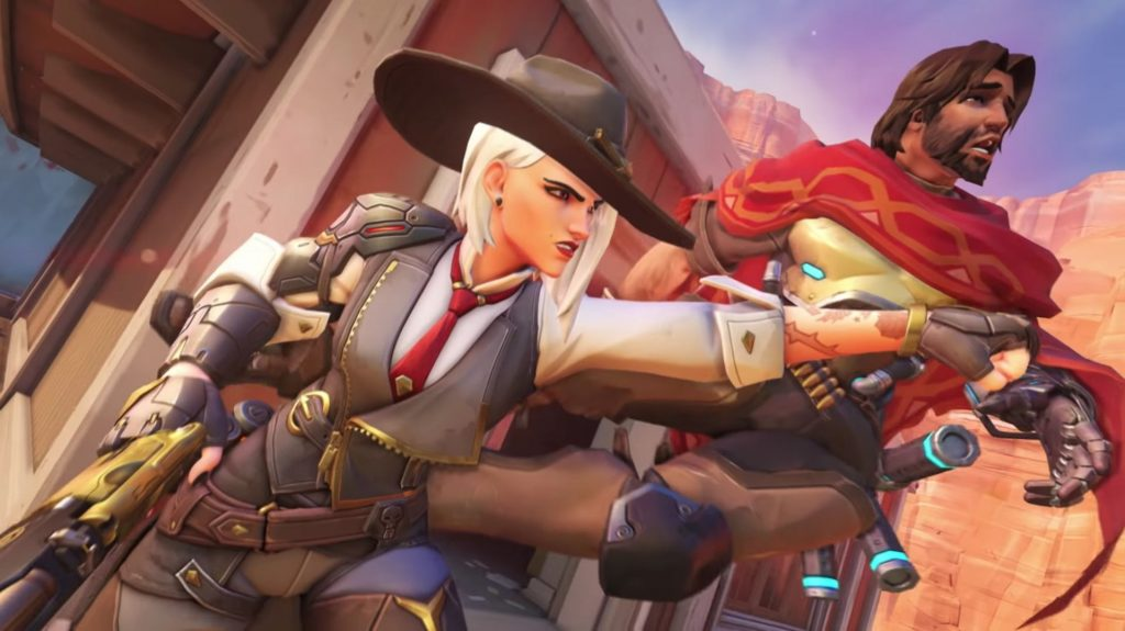 Overwatch neuer Held Ashe 2