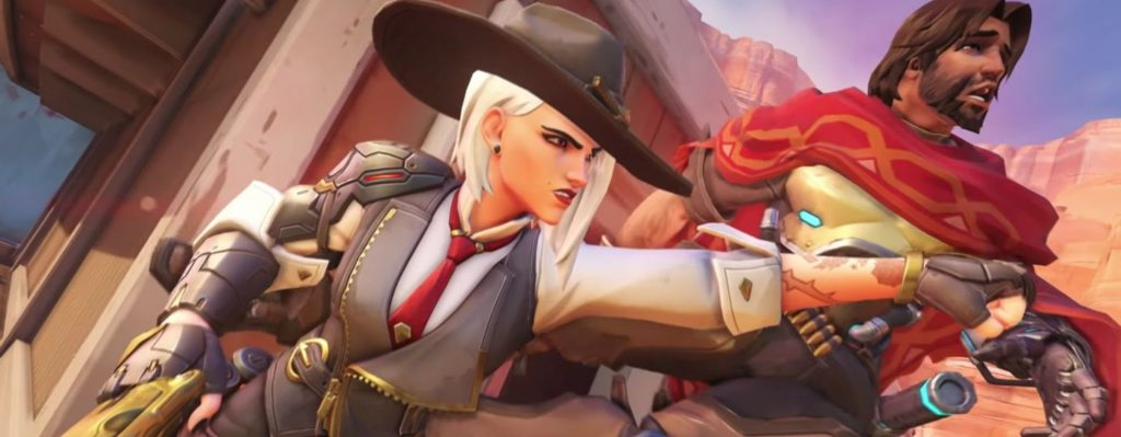 Overwatch Ashe's new hero 2 titles