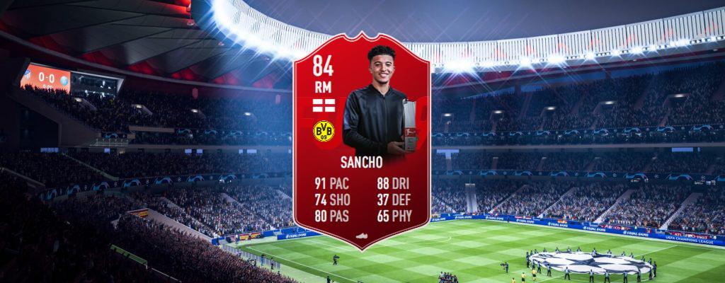 FIFA 19: Deshalb war SBC zu Sancho weg, ist jetzt wieder da