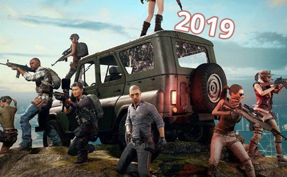 PUBG 2019 Titel