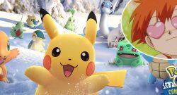 Pokémon GO Community Day Dezember