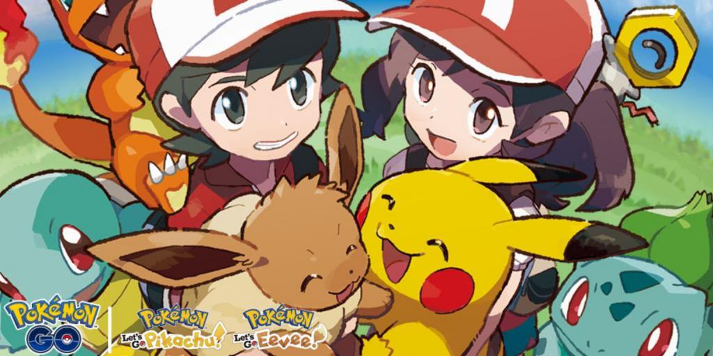Pokémon GO Lets GO 5