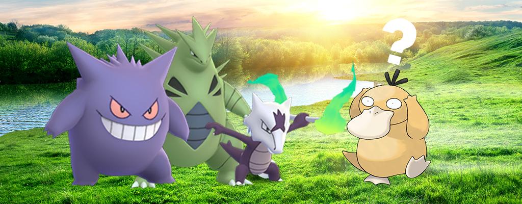 Pokémon GO hat nach nur einem Tag schon wieder neue Raidbosse