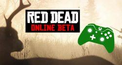 RDO Beta Xbox Titel
