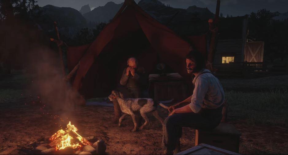 Red Dead Redemption 2 NPC 3