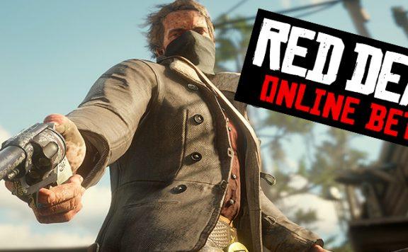 Red Dead Online Beta Titel 2