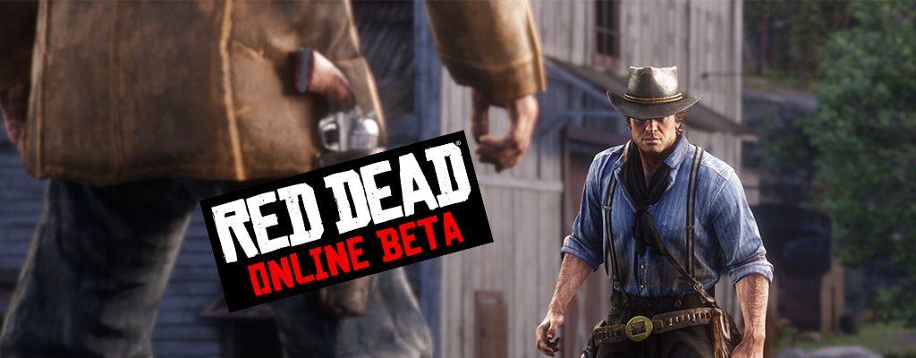 Red Dead Online Beta Titel 5