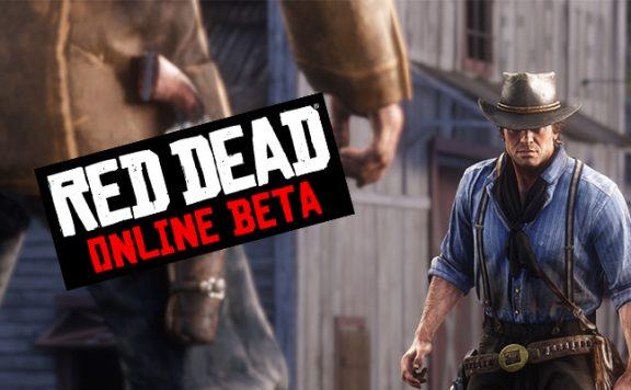 Red Dead Online Beta Titel 6
