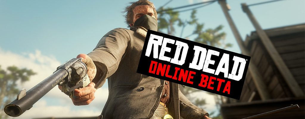 Red Dead Online Beta Titel FB