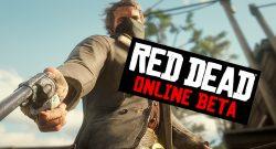 Red Dead Online Beta Titel FB