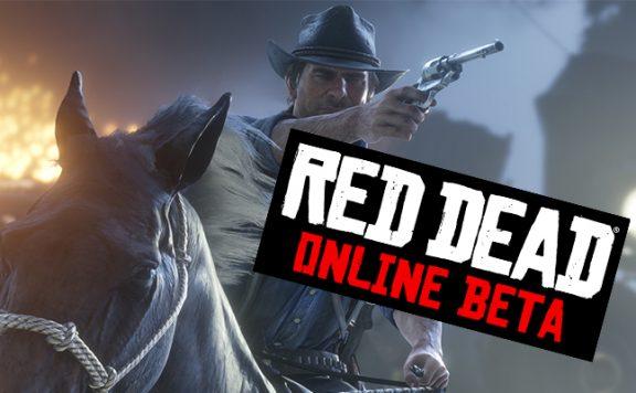 Red Dead Online Beta Titel FB2
