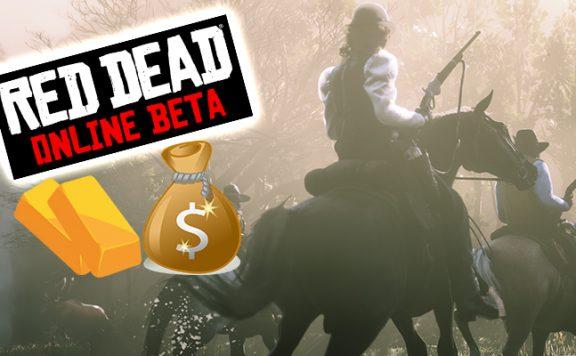 Red Dead Online Geld Titel