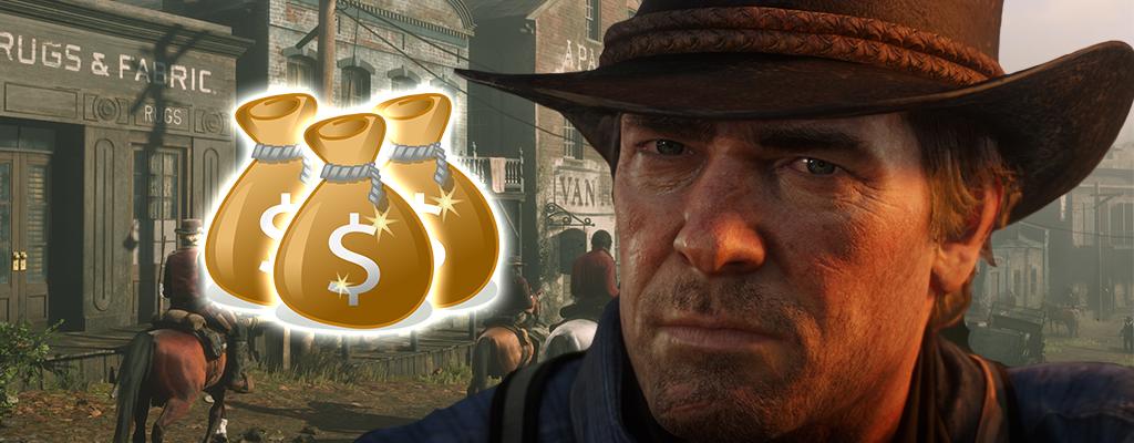 Holt Euch dieses Geschenk in Red Dead Online, aber beeilt Euch