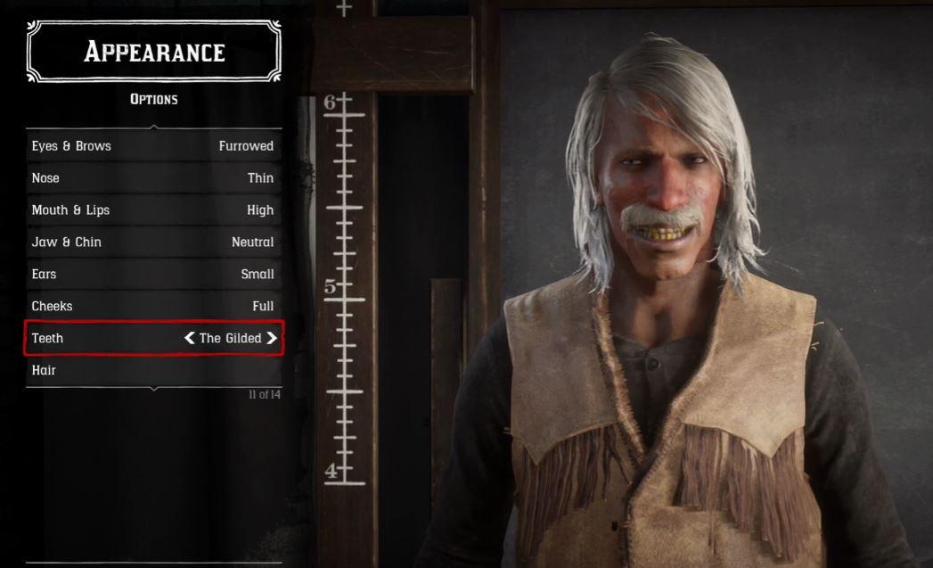 Red Dead Online Kerl Charakter