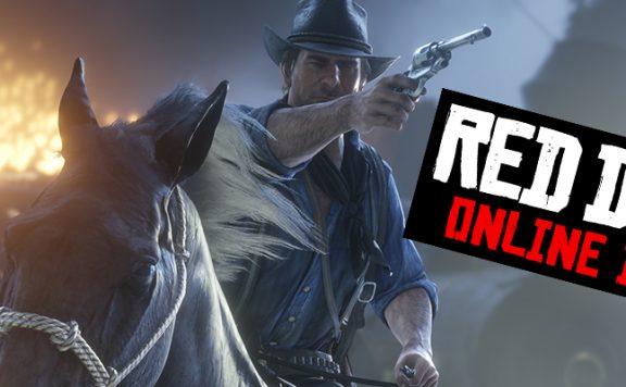 Red Dead Online Titel