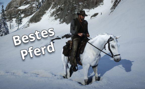 Red Dead Redemption 2 Bestes Pferd Titel