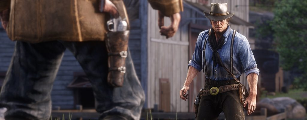Red Dead Redemption 2 Duell Titel