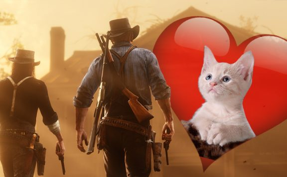 Red Dead Redemption 2 Katze Titel