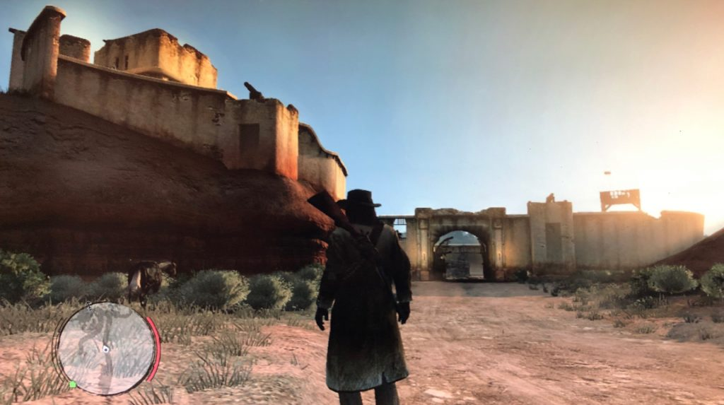 Red Dead Redemption 2 Mexiko