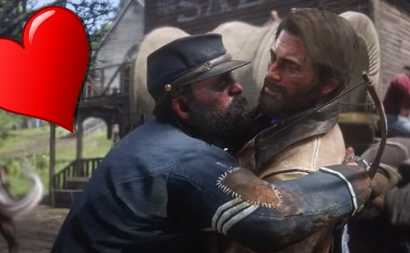 Red Dead Redemption 2 Mickey Titel