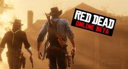 Red Dead Redemption 2 Online Titel
