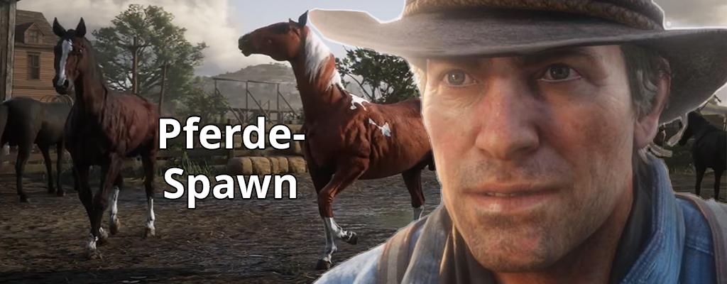 Red Dead Redemption 2: Holt Euch an diesem Stall die besten Pferde