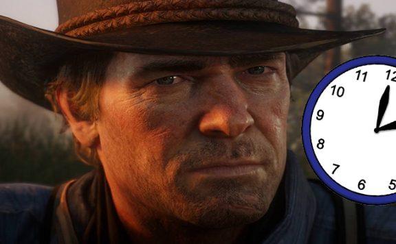 Red Dead Redemption 2 Uhr Titel