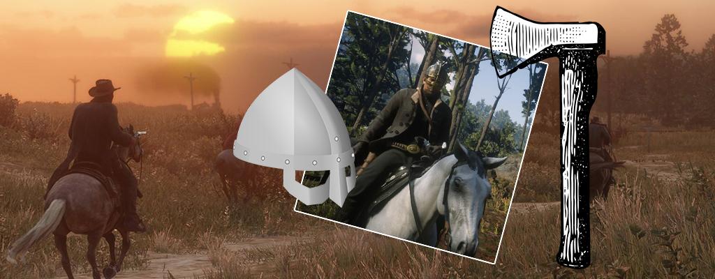 Red Dead Redemption 2 hat ein Wikinger-Outfit, hier findet Ihr es