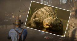 Red Dead Redemption 2 legendärer Bär