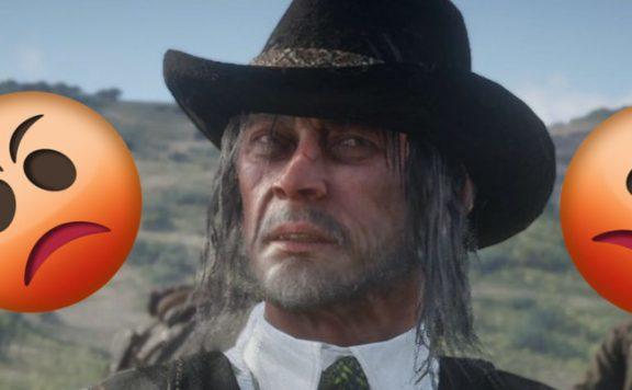 Red Dead Redemption Colm der Grottenolm title
