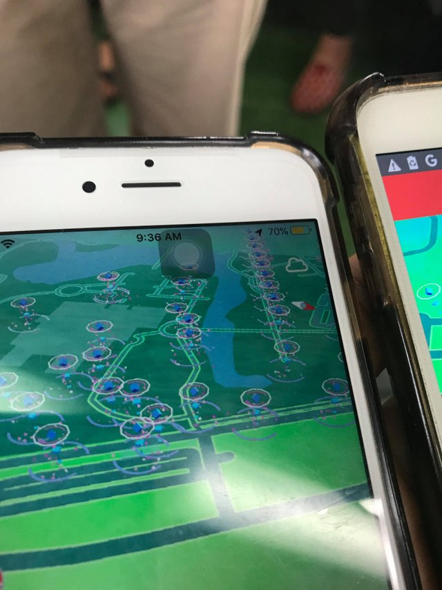 Safari Zone Tainan Pokemon GO