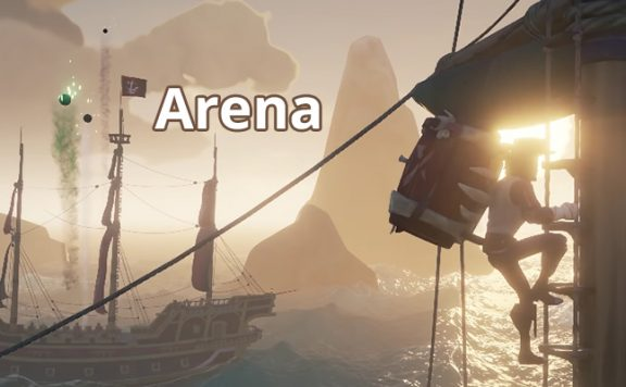 Sea of Thieves Arena
